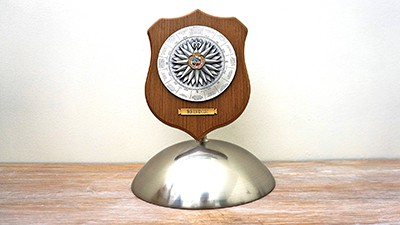 Turning a Floor Lamp Into a Trophy Holder [2in1] Thumbnail