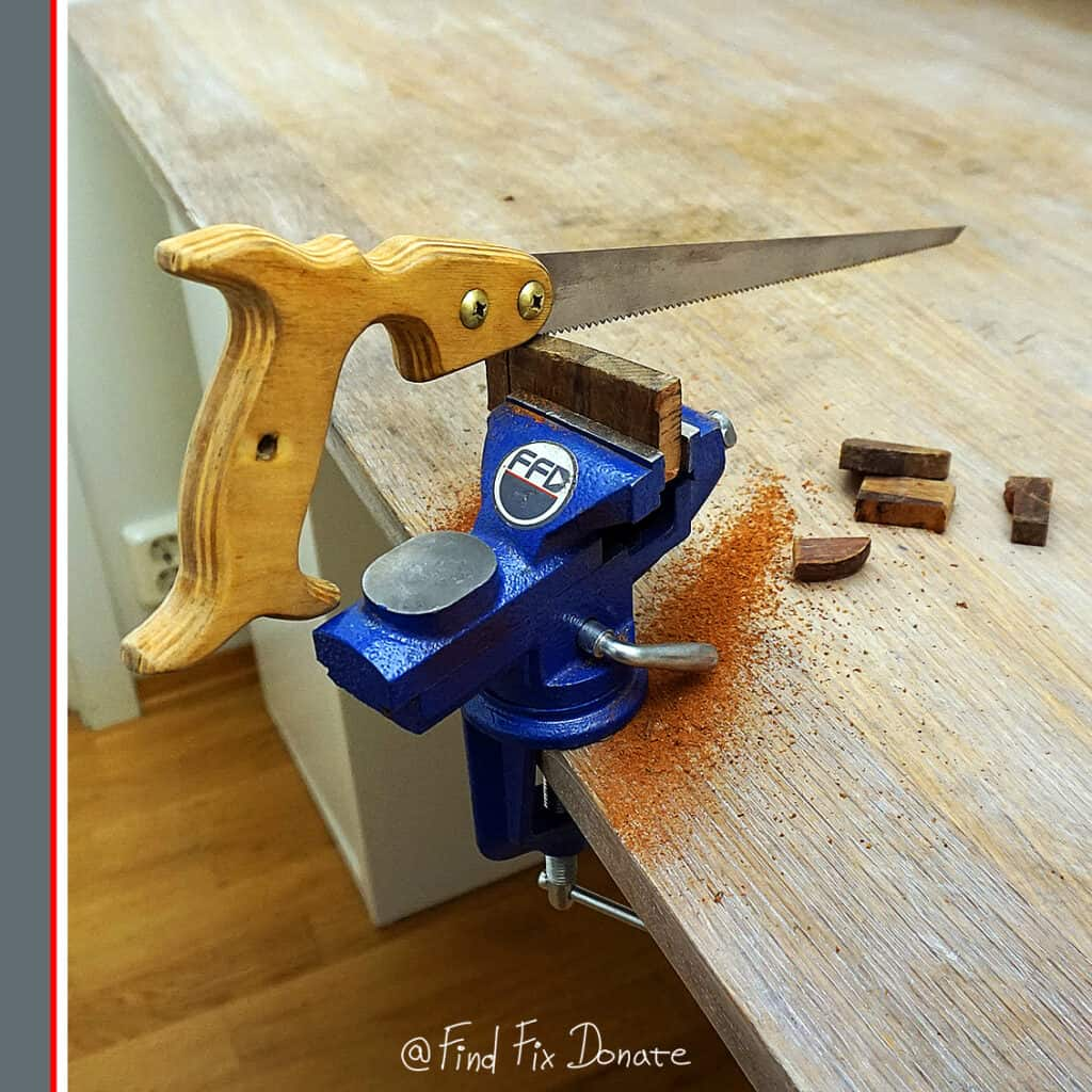 How to sharpen any hand saw