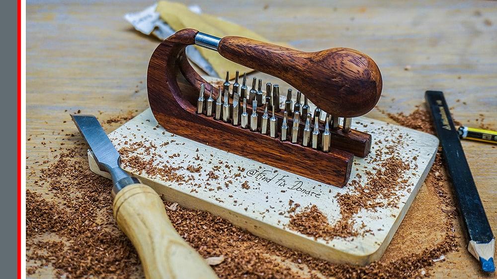 Handmade Screwdriver Set