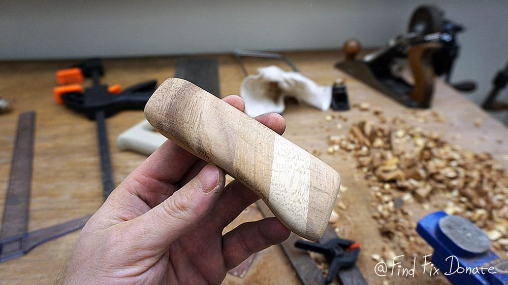 Japanese Axe handle