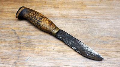 FFD Restorations featured - puukko knife