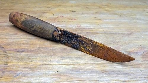 FFD Restorations featured - old knife restoration