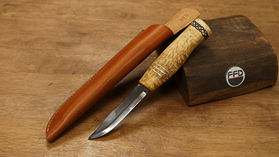 Knife build featured